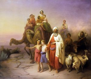 Départ dAbraham-József-Molnár Galerie nationale hongroise-1850