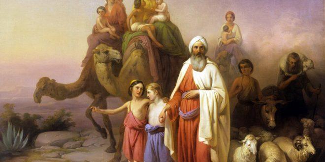 Départ d'Abraham-József-Molnár Galerie nationale hongroise-1850