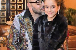 SAR la Princesse Lalla Khadija 14 ans