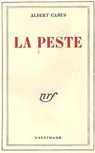Livre-La Pestre-Albert Camus